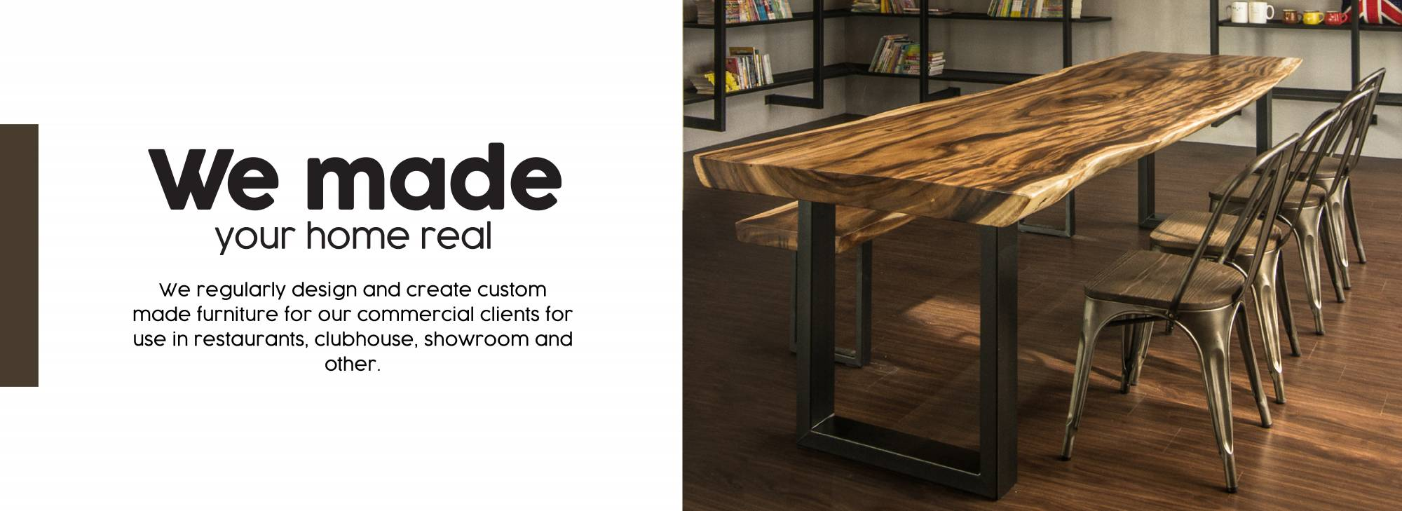 JCBESPOKE TEAK FURNITURE