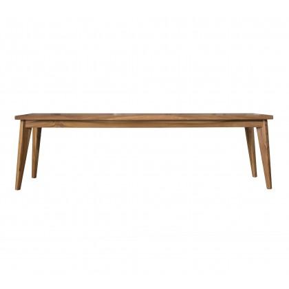 CALIXTA Solid Wood Dining Bench