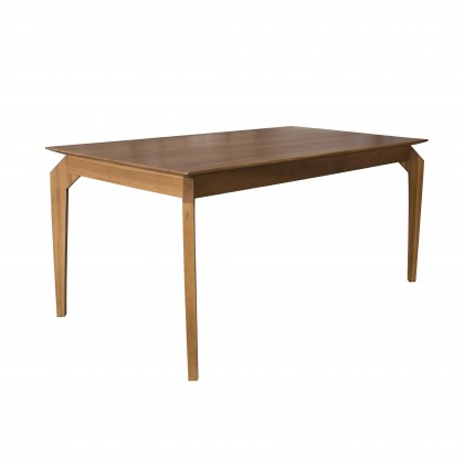 CALIXTA Solid Teak Dining Table