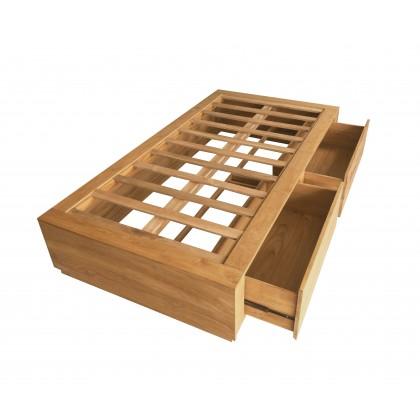 [PRE-ORDER] CHIYO Solid Wood Super Single Bed Frame