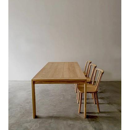 HAISHI Solid Wood Dining Set