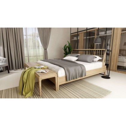 [PRE-ORDER] MIKKO Solid Wood Bedframe