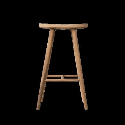 ALMIE Solid Wood Stool