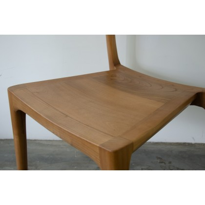 ALGON Solid Wood Dining Cha